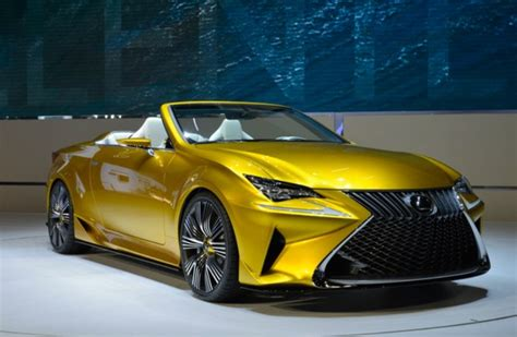 2019 Lexus Convertible by 2019 Lexus Lc Convertible Colors Release Date Redesign
