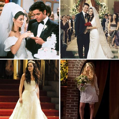 The Best TV Wedding Dresses   Brides