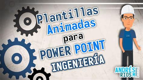 imagenes animadas para power point plantillas animadas para power point ingenier 237 a youtube