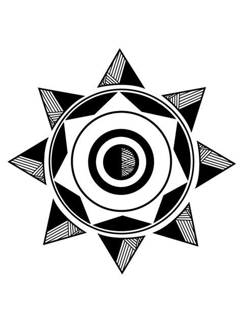 maori clipart sol maori clipart best