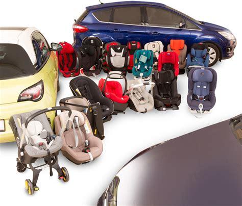 Versicherung Auto Unter 23 by Adac Test 23 Kindersitze Auf Den Pr 252 Fstand Magazin Von