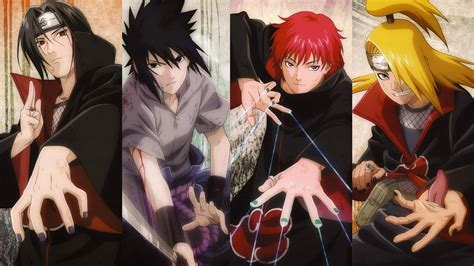 imagenes hd naruto shippuden 2015 naruto akatsuki wallpapers wallpaper cave