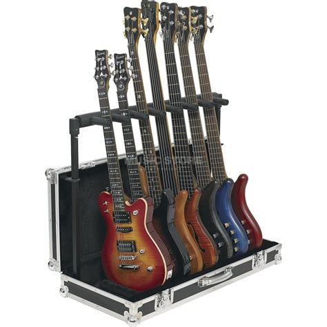 rockstand guitar stand rockstand 7 er guitar stand flightcase rs 20855 b 1