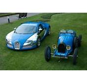Bugatti Ever Made And The Latest What A Change Top Cars Pinterest