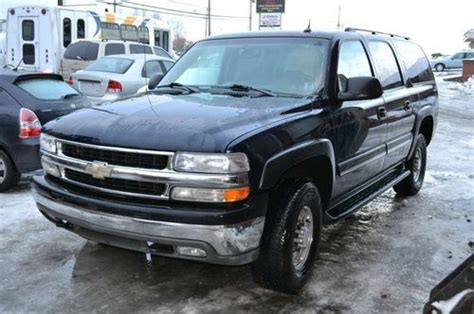 auto air conditioning repair 2005 chevrolet suburban 2500 instrument cluster sell used 2005 chevrolet suburban 2500 lt ex customs vehicle 8 1 lt motor clean showroom in