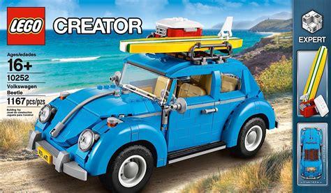 lego volkswagen beetle lego introduces surfer themed volkswagen beetle