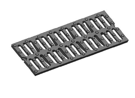 Grille Caniveau Fonte by 140 00 Ht