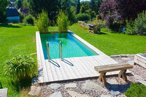 Garten Mit Schwimmteich by Badeteich Naturpool G 252 Nstig Kaufen Bei Garten
