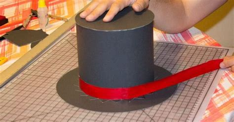 How To Make A Magic Hat Out Of Paper - how to make a magician hat out of paper costumes magic