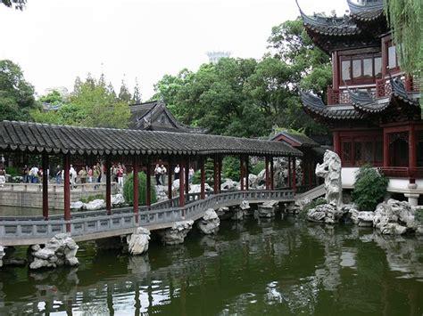 der yuyuan garten in shanghai yu garten yu yuan