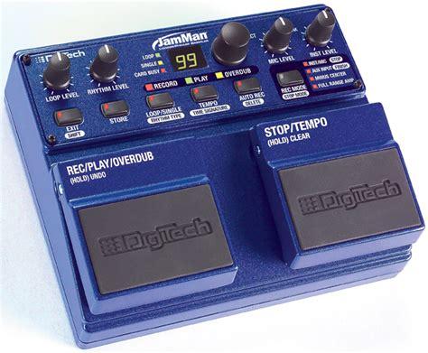 Digitec 2099 Original 6 jamman digitech guitar effects