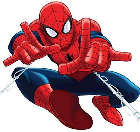 spiderman clips cartoon clipart