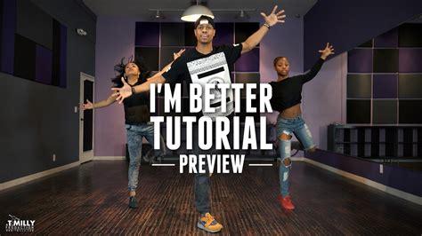tutorial dance do it again dance tutorial preview missy elliott i m better