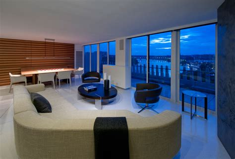Apartments Dc Sale Watergate Apartment By Robert Gurney Architect