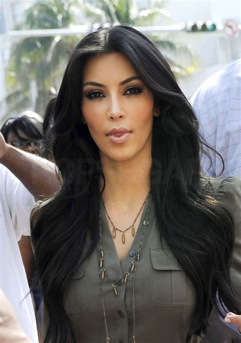 kim kardashian hairstyles 2010 17 best images about dream hair on pinterest her hair
