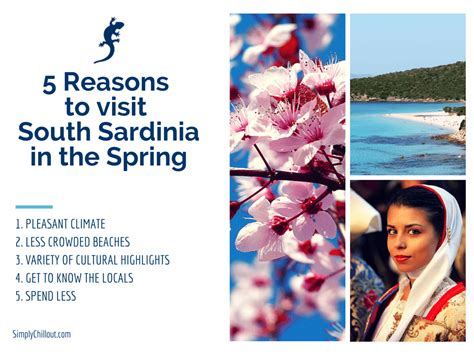 five reasons to visit the 5 reasons to visit south sardinia in the