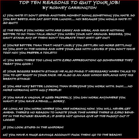 quotes by rodney carrington like success