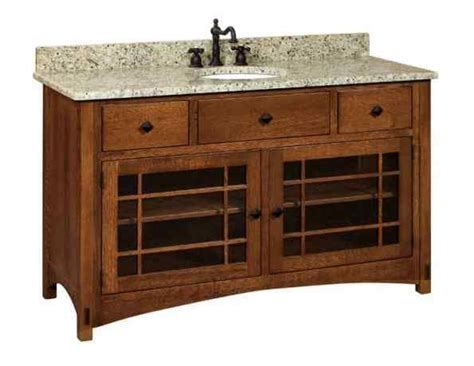 32 best images about amish built bathroom vanities on