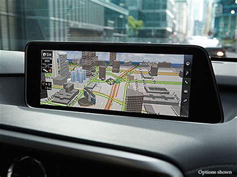 lexus rx navigation system 2018 lexus rx luxury crossover technology lexus