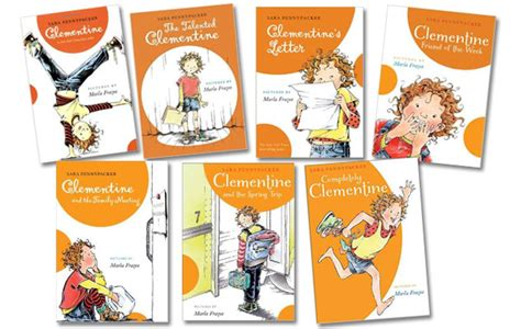a for all time clementine book novels by age