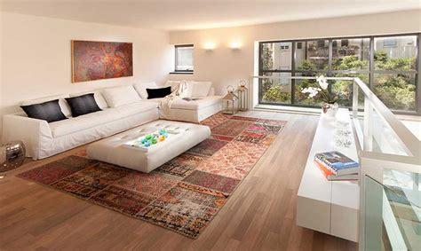 teppiche im wohnzimmer ecksofa leder design perfekte ideen f 252 r ihre wohnzimmer