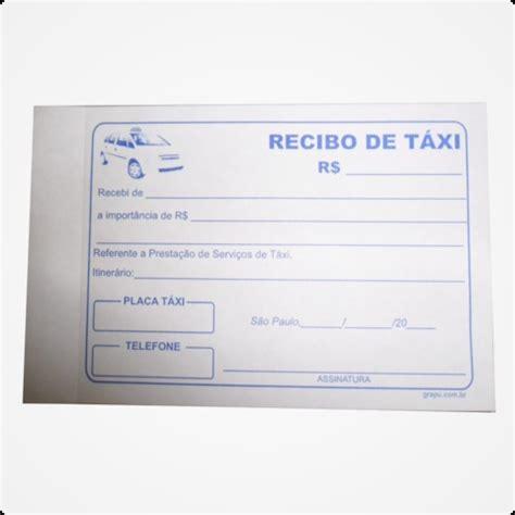 recibo de taxi recibo de taxi para imprimir imagui suzuki cars