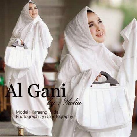 Jual Maxi Mewah Premium Bahan Jaguard Bordir Asli White memilih jual mukena lexus yang murah dan cantik