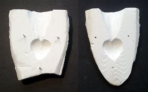 cuttlebone casting