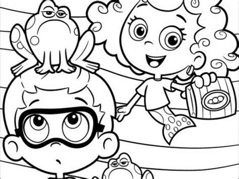 get this free bubble guppies coloring pages to print 993959 all bubble guppies characters coloring page all bubble