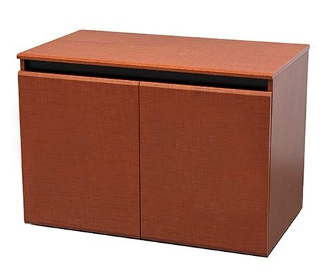 conference room credenza avf cr2000ex rolling dual door 12ru wood equipment credenza 12 color choices conference room av