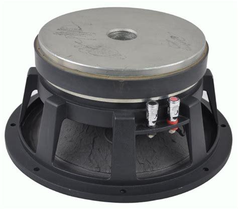 Speaker Subwoofer Acr 10 Inch 400w pa speaker subwoofer 10 inch woofer rf10 buy 10