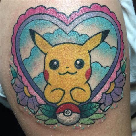 pikachu tattoos pikachu www pixshark images