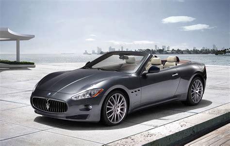 Maserati Car Cost Sports Car Zone 187 Maserati Grancabrio Price Announced