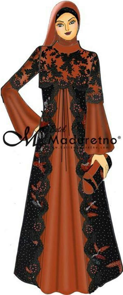 Gamis Gaun 306 best images on styles anime muslimah and drawing