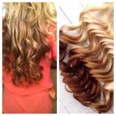 feathered reversed ombre hairstyles hair i like on pinterest 30 photos on feather hair long