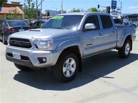 used toyota trucks for sale near me valencia auto center