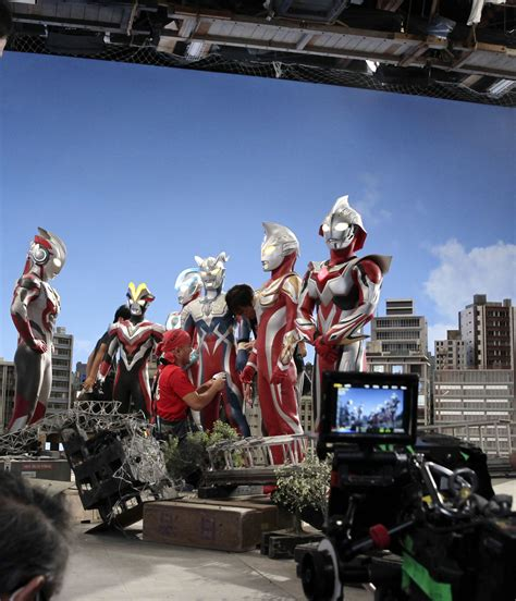 film ultraman ribut 2 ultraman 50 years battling monsters the japan times