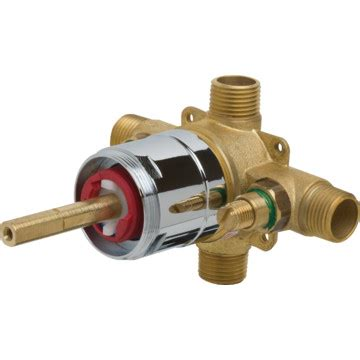 seasons anchor point tub shower valve with temperature