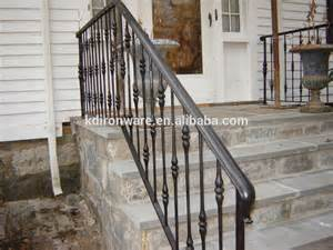 buy handrail for stairs wrought iron railings for outdoor stair steps lowes buy
