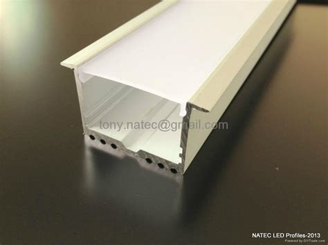 recessed led strip lighting master xl led strip profile recessed power line 35mm for
