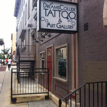 dreams collide tattoo dreams collide 102 w king st lancaster