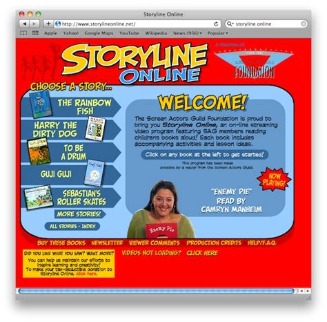 Website Of The Week Historically Speaking Cashmer by Site Of The Month April 2011 Storyline