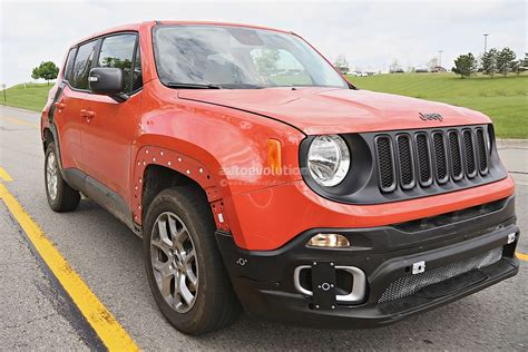 jeep new model 2017 2017 jeep c suv prototype spied wearing renegade body