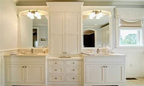 bathroom vanities with linen cabinet bath storage cabinets bathroom vanities with tower