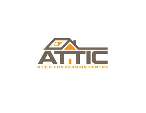 142 serious bold home improvement logo designs for attic