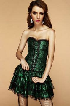 Ribbon Lace Skirt S M L Green Black Coffee Apricot 31289 1000 images about corset dresses on corsets