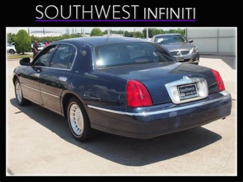 service manual electronic stability control 2011 lincoln town car electronic toll collection