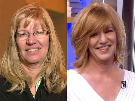 today show makeovers short hair ambush makeovers turn ugly duckling sisters into swans
