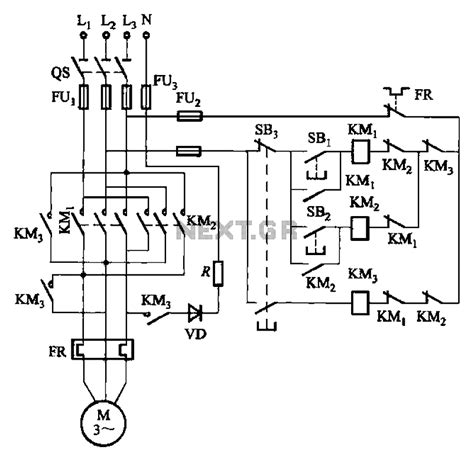 dynamic brake resistor circuit gt other circuits gt forward and operation of the dynamic braking circuit 2 l58688 next gr