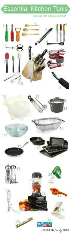 basic kitchen essentials cooking 101 basics week 2 tools of the trade trade